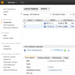 """Amazon EC2 Instance scheduled for retirement"""