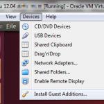Using VirtualBox Shared Folders With Ubuntu 12.04