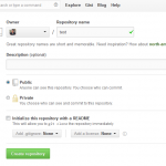 Setting Github Repository