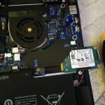 Removing SanDisk SSD